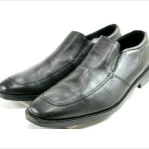 Rockport Men's Smart Cover Dress Shoes Sz 10 Black